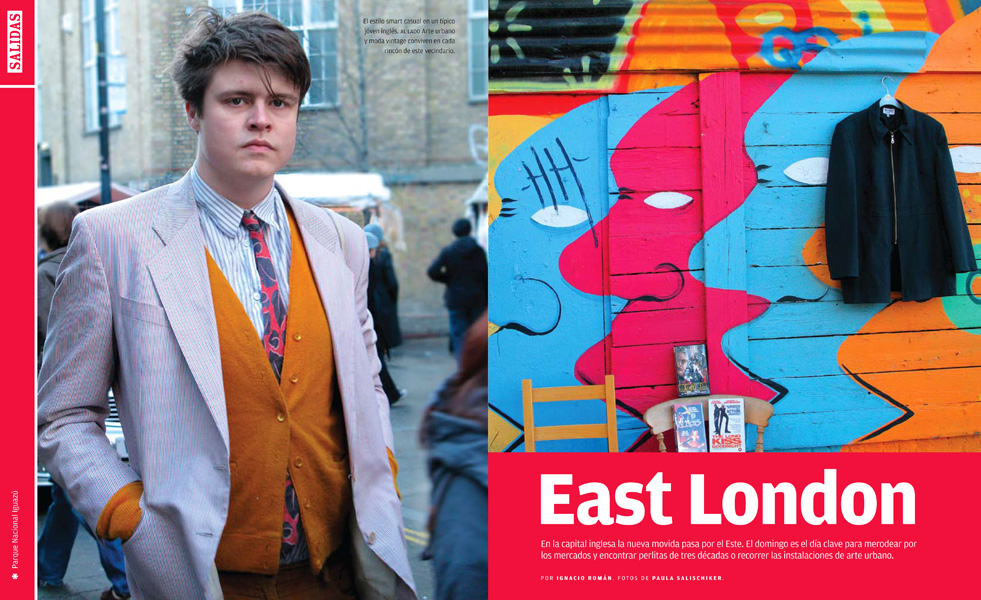 East London for Lugares